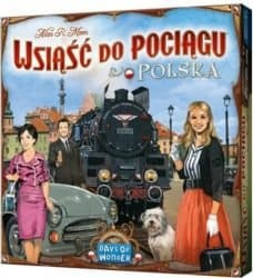 Foto Bordspel Uitbreiding Ticket To Ride - Polska