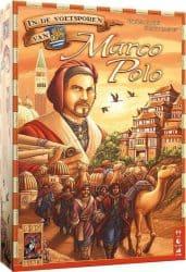 Foto Bordspel in de Voetsporen van Marco Polo