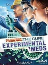 Foto Bordspel Uitbreiding Pandemic - The Cure Experimental Meds
