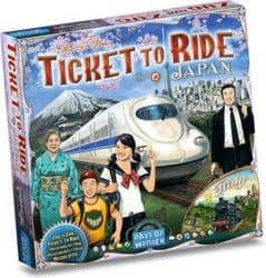 Foto Bordspel uitbreiding Ticket To Ride - Japan & Italy