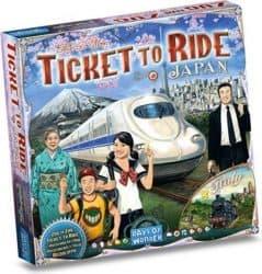 Foto Bordspel uitbreiding Ticket To Ride - Japan & Italy