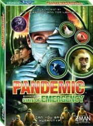 Foto Borsdpel Pandemic - State Of Emergency