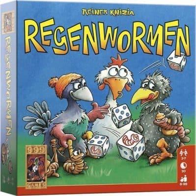 Foto Dobbelspel Regenwormen