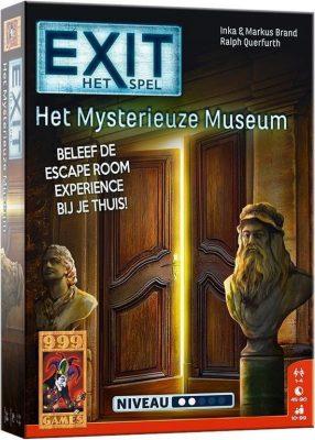 Foto Escape Room Exit het Spel - Het Mysterieuze Museum