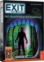 Foto Escape Room Exit het Spel - het verschrikkelijke Spookhuis
