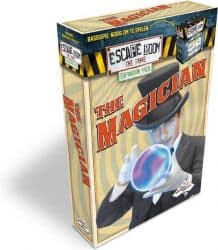 Foto Escape Room The Game Uitbreiding The Magician