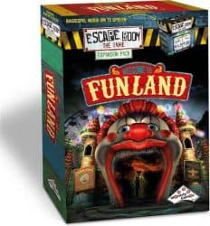 Foto Escape Room The Game Uitbreiding Welcome To Funland