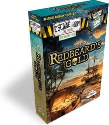 Foto Escape Room The game The Legend of Redbeard's GOld