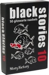 Foto Kaartspel Black Stories - 10