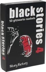 Foto Kaartspel Black Stories - 4