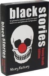 Foto Kaartspel Black Stories - Funny Death