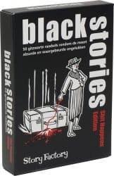 Foto Kaartspel Black Stories - Shit happens