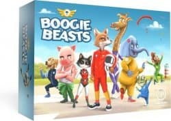 Foto Kaartspel Boogie Beasts