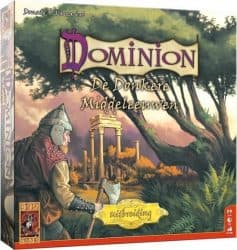 Foto Kaartspel Dominion Donkere Middeleeuwen