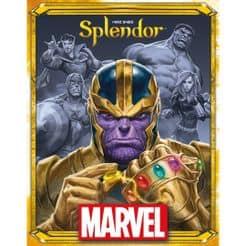 Foto Kaartspel Splendor - Marvel Splendor