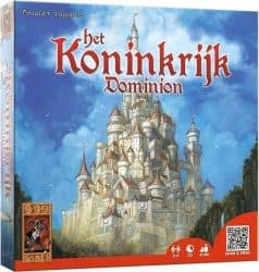 Foto Kaartspel het Koninkrijk Dominion