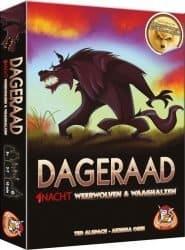 Foto Kaartspel Weerwolven en Waaghalezen - Dageraad