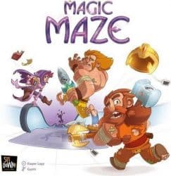 Foto Spel Magic Maze