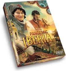 Foto bordspel Pandemic - Iberia