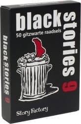 Foto kaartspel Black Stories - 9