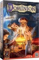Foto kaartspel Dominion de Alchemisten