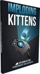 Foto kaartspel Exploding Kittens - Imploding Kittens