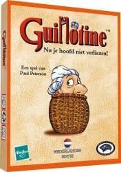 Foto kaartspel Guillotine