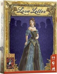 Foto kaartspel Love letter
