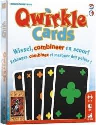 Foto kaartspel Qwirkle Cards