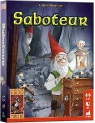 Foto kaartspel Saboteur