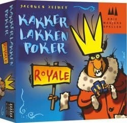 Foto kaartspel kakkerlakken Poker Royale