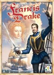 Francis Drake spel doos box Spellenbunker.nl