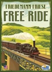 Free Ride spel doos box Spellenbunker.nl