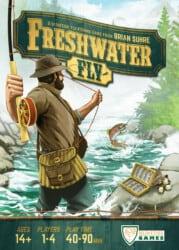 Freshwater Fly spel doos box Spellenbunker.nl