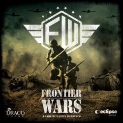 Frontier Wars spel doos box Spellenbunker.nl