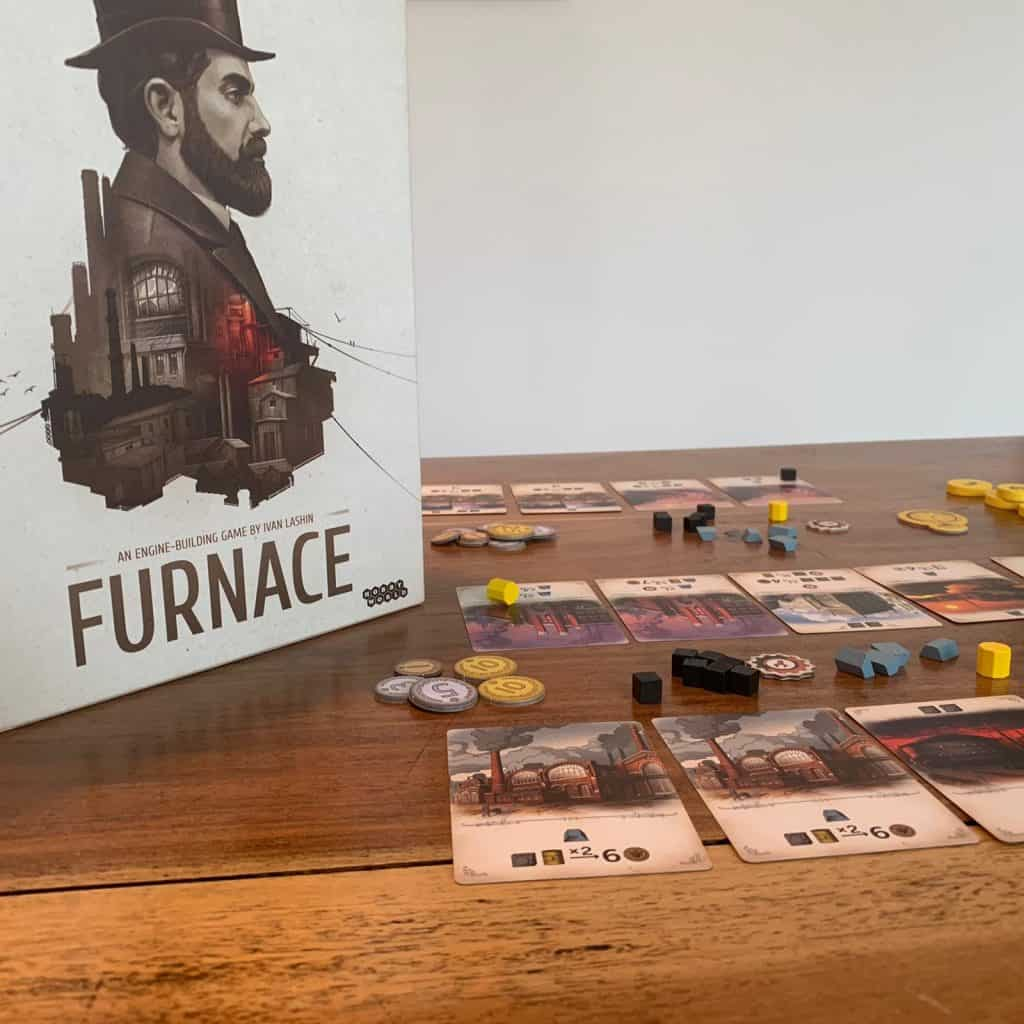 Furnace - Hobby World
