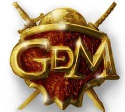GDM Games Logo Uitgever