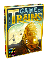 Game of Trains Kaartspel Bordspel