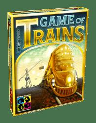 Game of Trains Kaartspel Bordspel