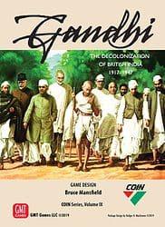 Gandhi: The Decolonization of British India, 1917 – 1947 spel doos box Spellenbunker.nl