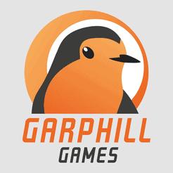 Garphill Games Logo Uitgever Spellen