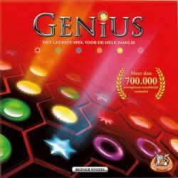 Genius White Goblin Games Bordspel