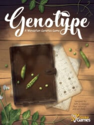 Genotype: A Mendelian Genetics Game spel doos box Spellenbunker.nl