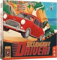 Getaway Driver 999 Games Bordspel