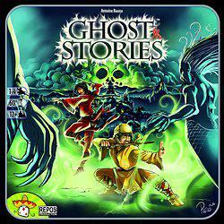 Ghost Stories spel doos box Spellenbunker.nl