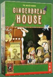 Gingerbread House 999 Games Bordspel