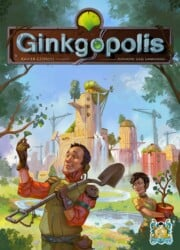 Ginkgopolis spel doos box Spellenbunker.nl