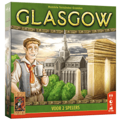 Glasgow 999 Games Bordspel
