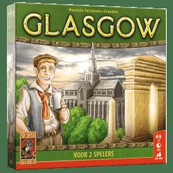 Glasgow 999 Games Bordspel