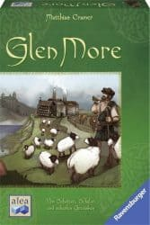 Glen More Bordspel